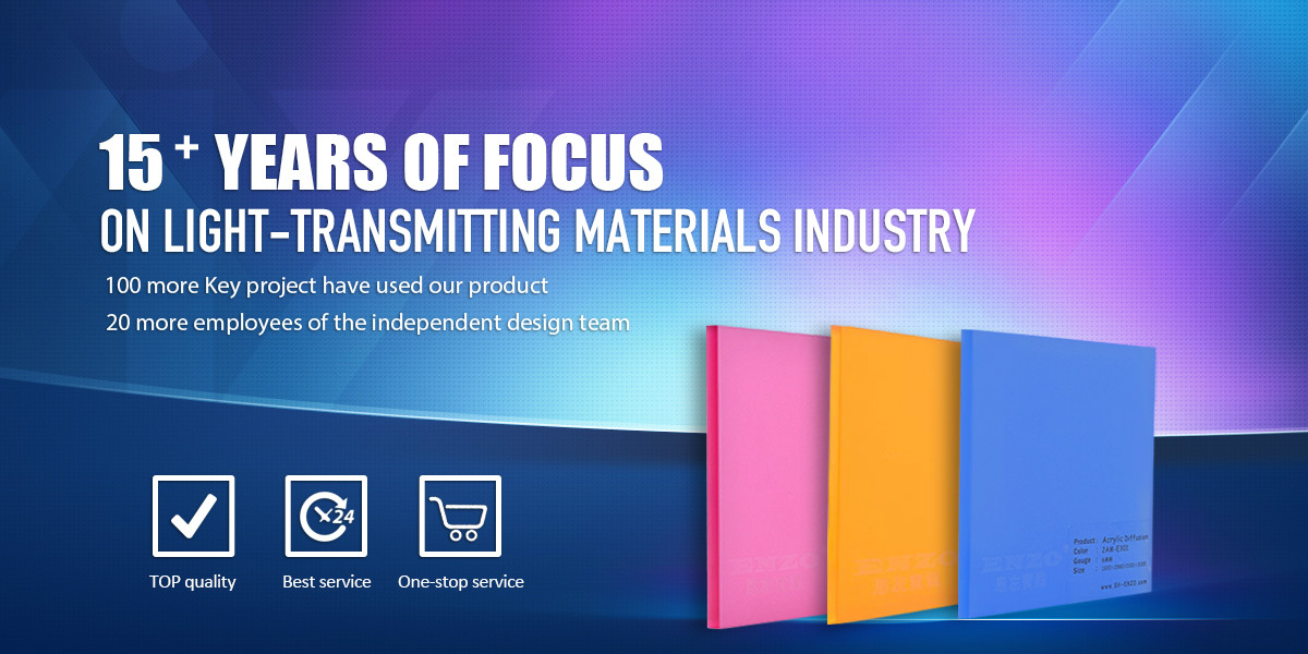 10+ YEARS OF FOCUS ON<br>LIGHT-TRANSMITTING MATERIALS INDUSTRY<br>